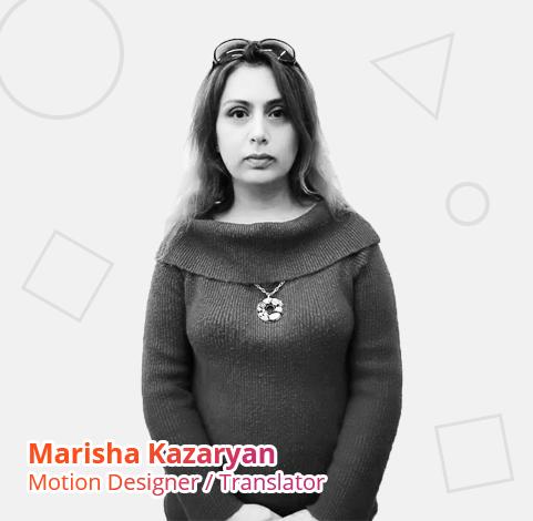 Marisha Kazaryan